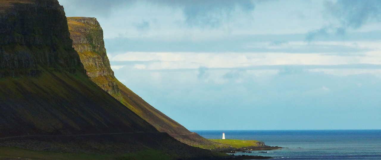 Côte Islandaises