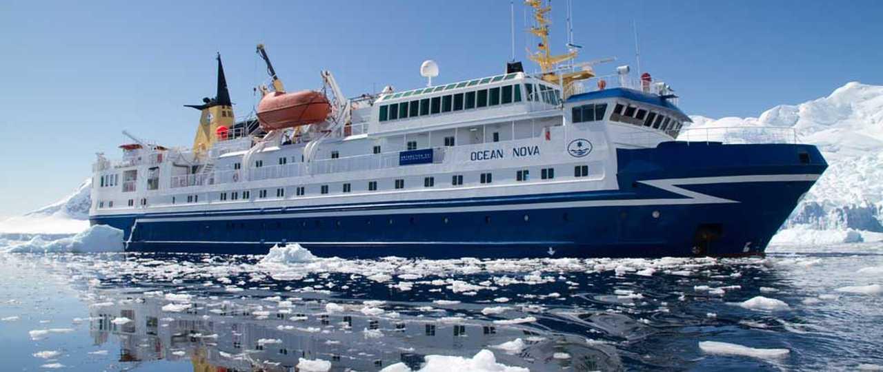 Photo du bateau de croisière Ocean Nova