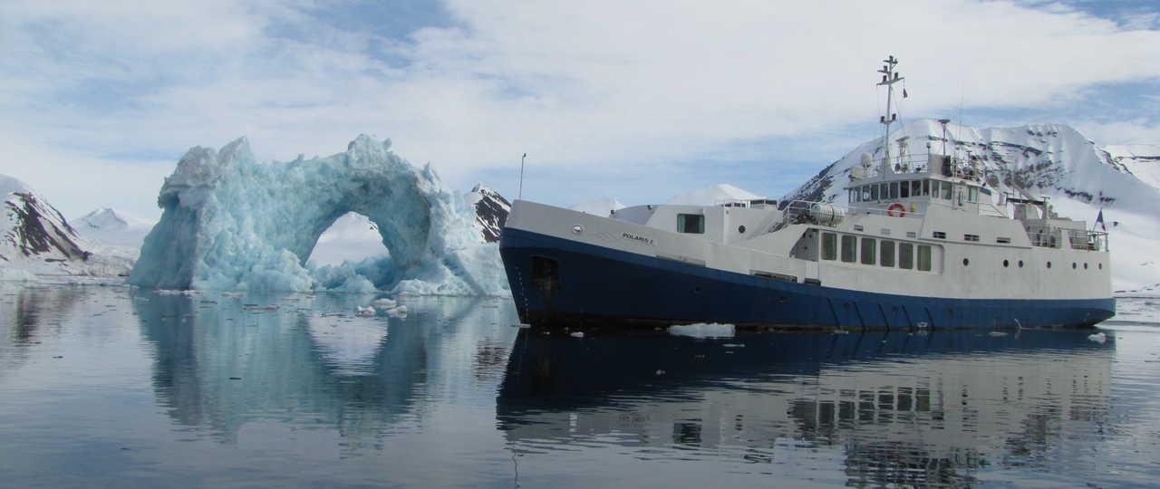 Photo du bateau Polaris