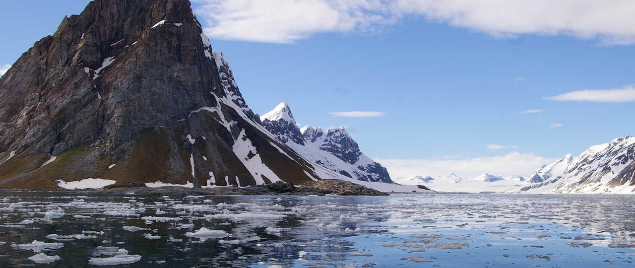 Photo d'une croisière polaire