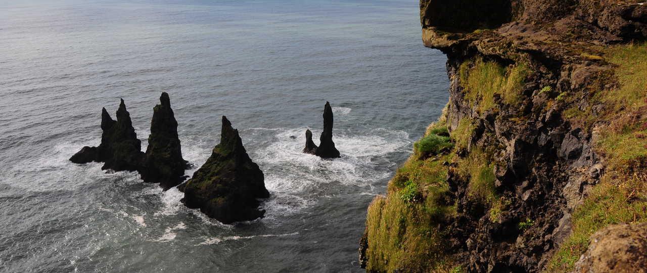 Photo de Dyrholaey en Islande