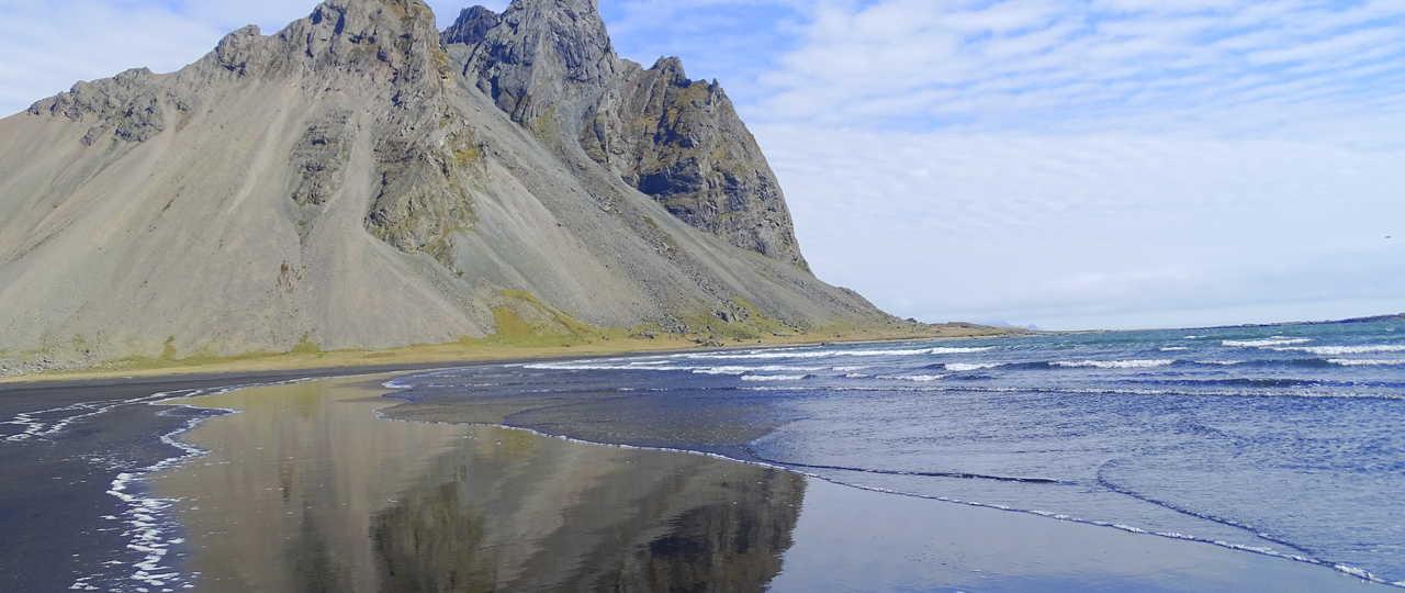 Fjords de lEst de l'Islande