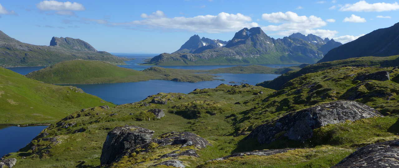 Fjords Lofoten