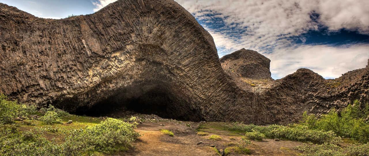 Géologie d'Islande