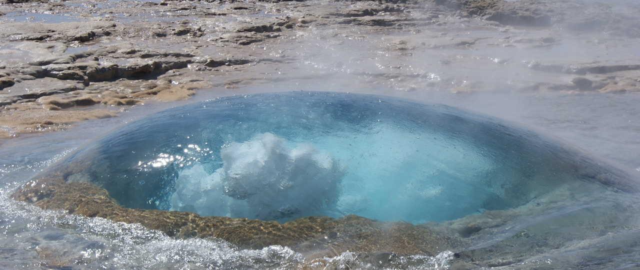 Geyser d'Islande