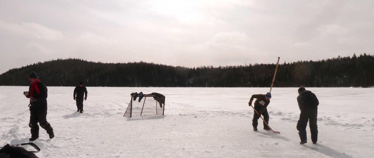 Hockey sur glace Québec
