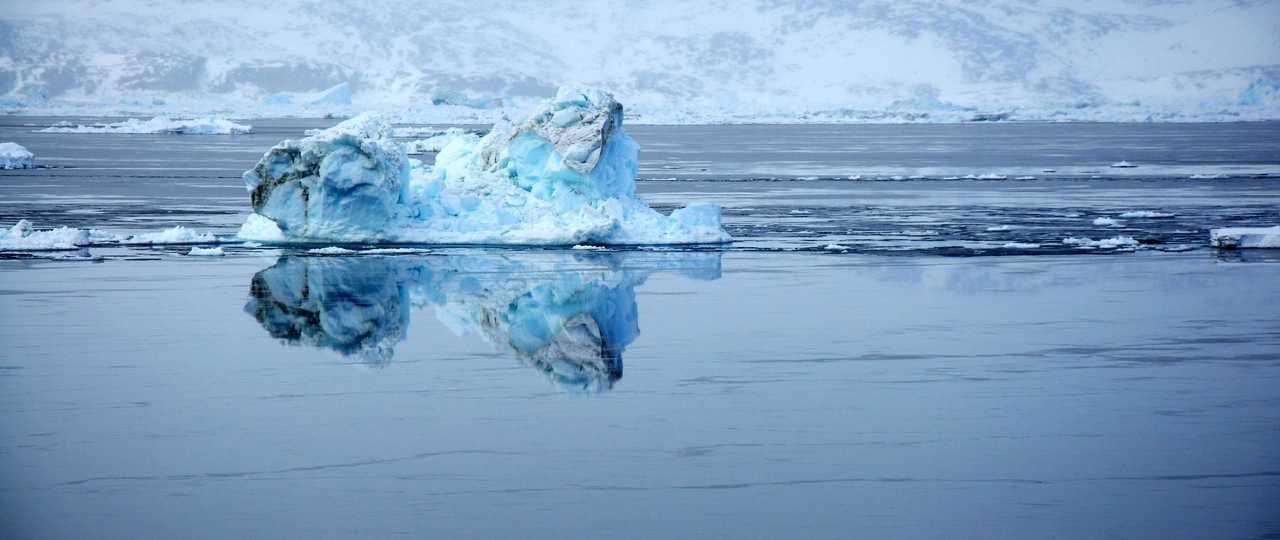 icebergs Groenland