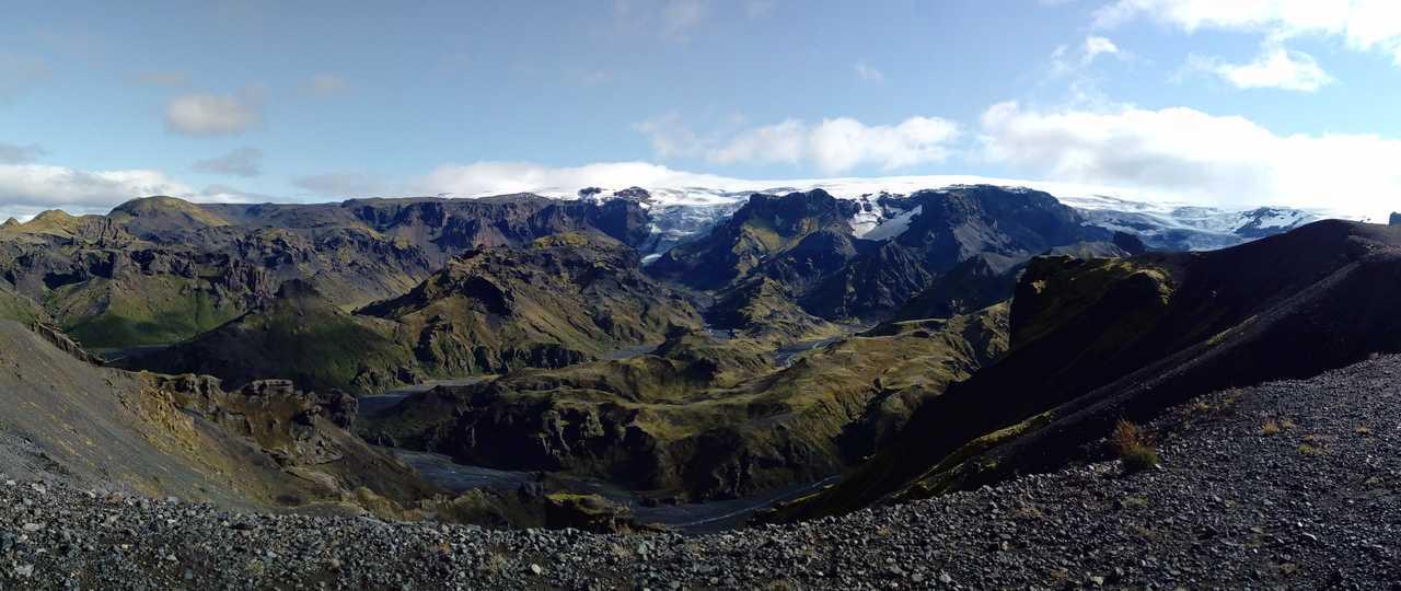 Islande l'été