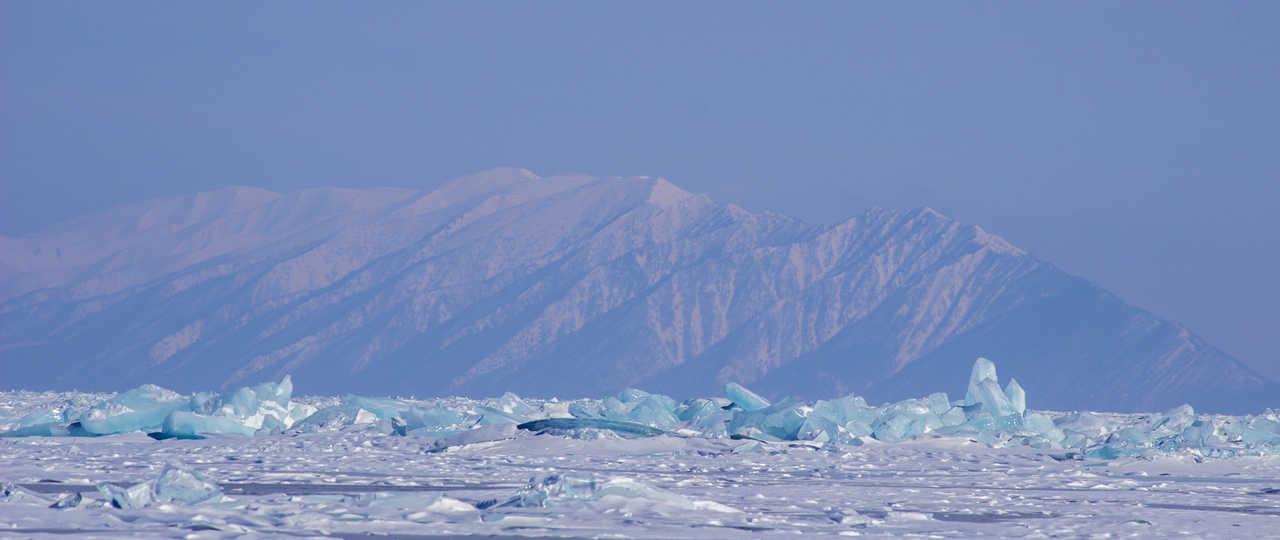 lac Baikal sibérie Russie