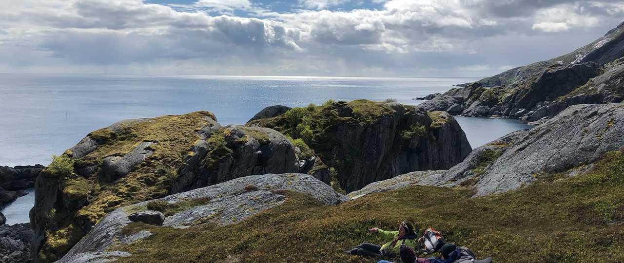 Lofoten vacances été Nusfjord