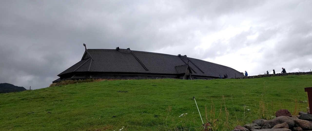 Maison viking de Borg
