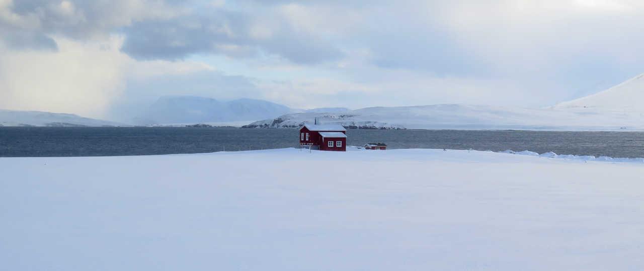 Maisons islandaises
