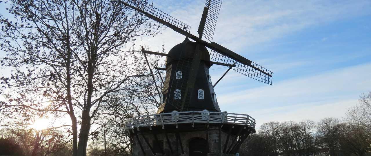 Moulin à Malmö