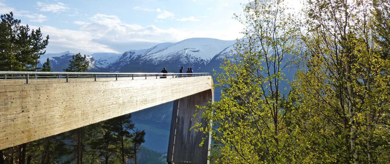 Norvège du Sud l'été