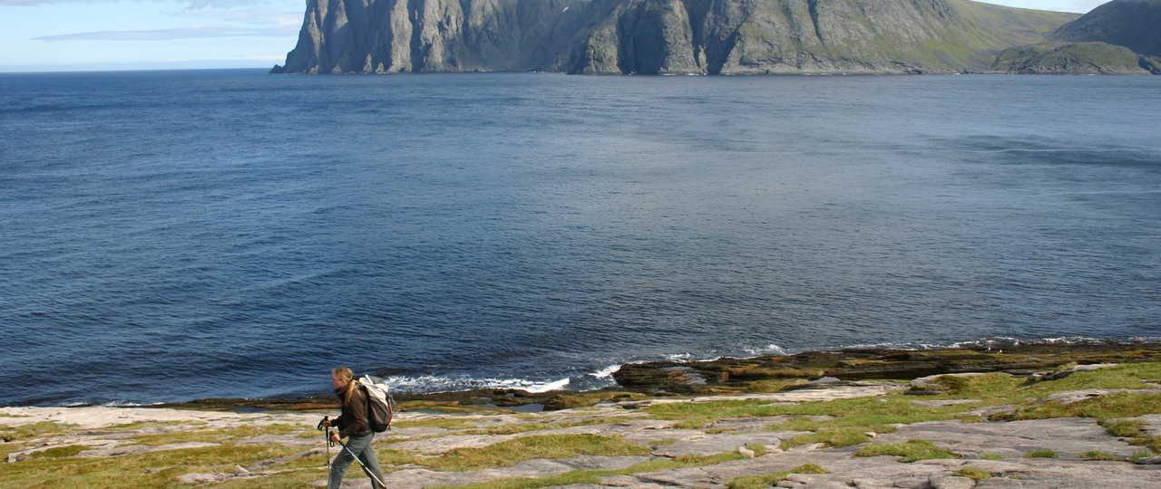 Randonnée au Cap Nord Norvège du Nord