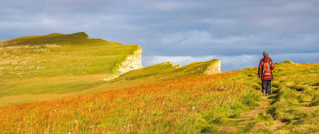 Randonnée en Islande à Hornstrandir