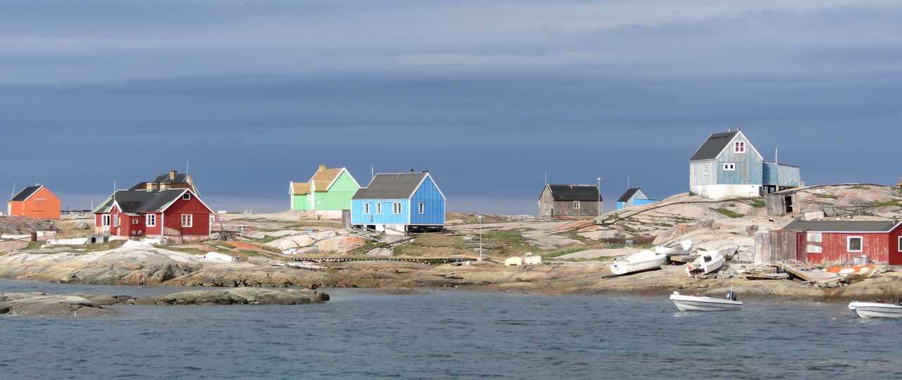 Oqaatsut, Groenland