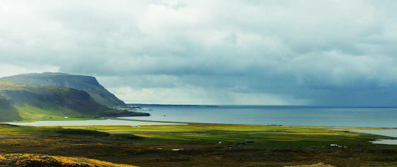 Photo de la péninsule de Snaefellsnes en Islande