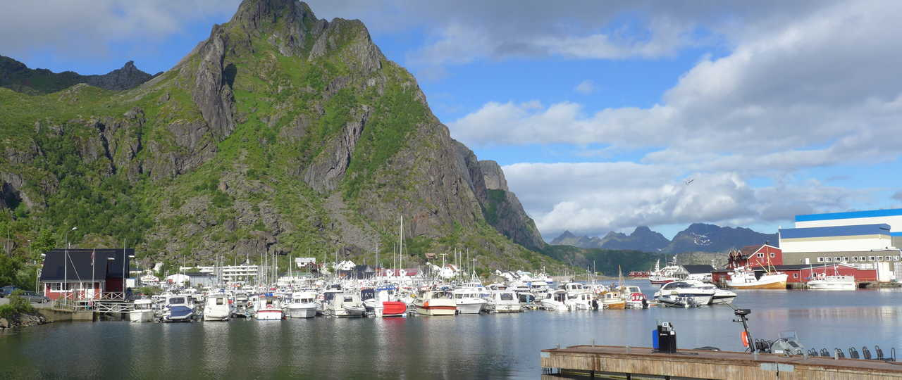 Svolvaer Norvège
