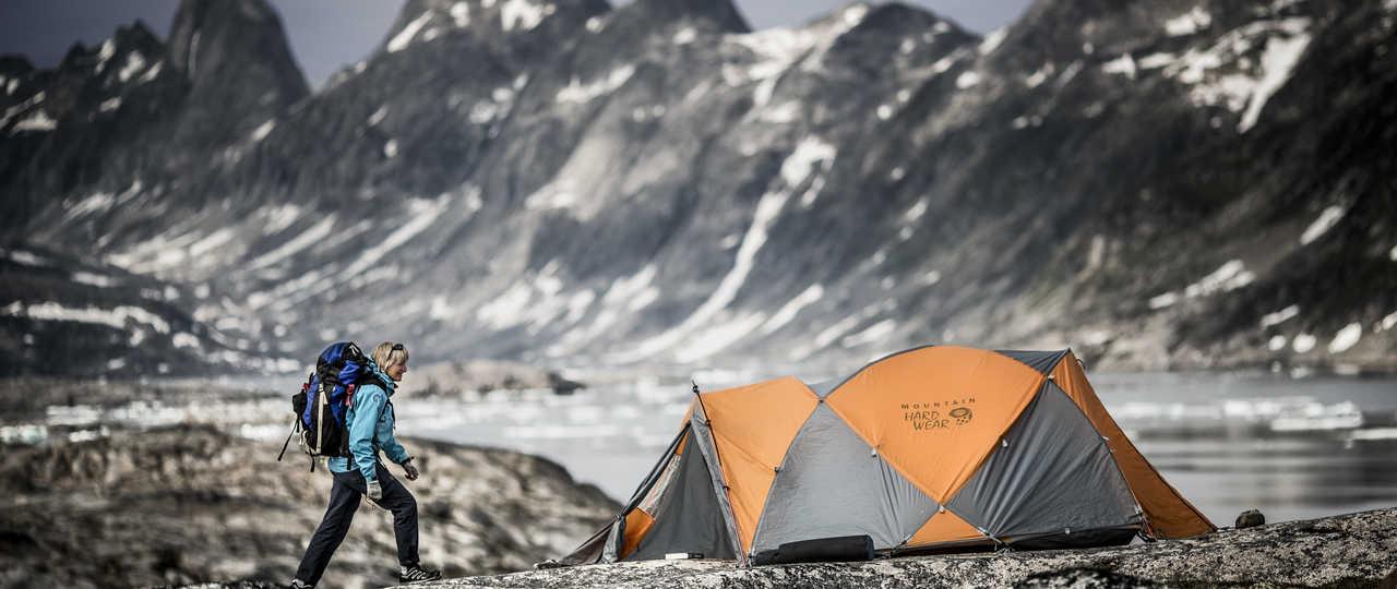 Trek côte est du Groenland