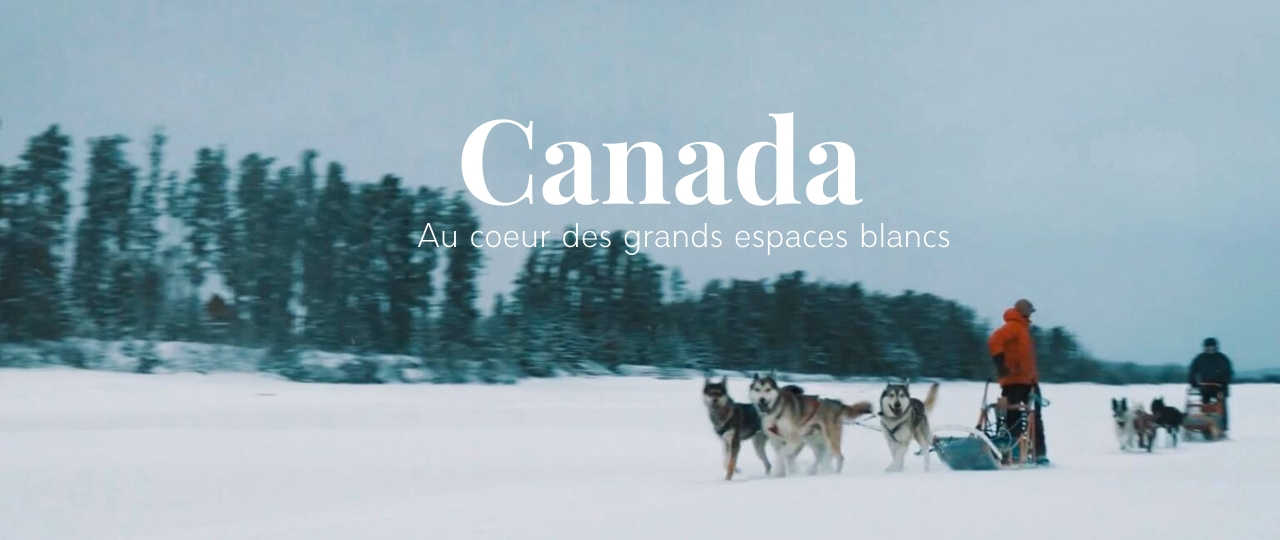 Vidéo activités hiver au Québec