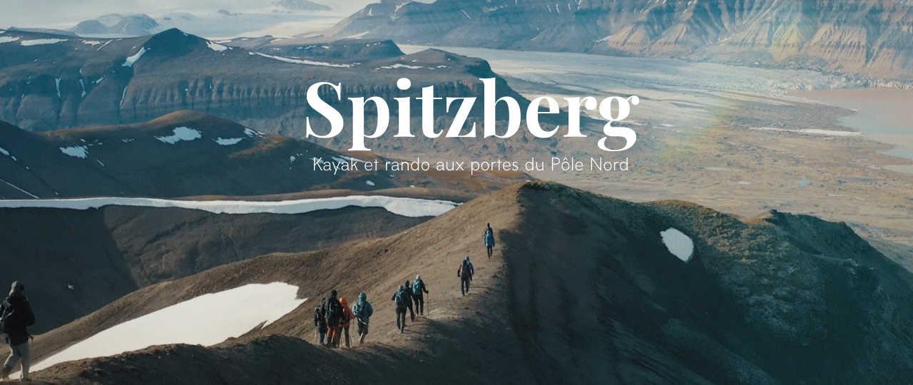 Vidéo de voyage au Spitzberg