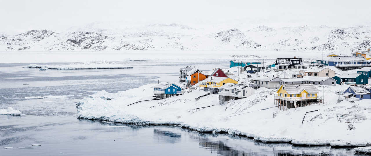 Ville du Groenland