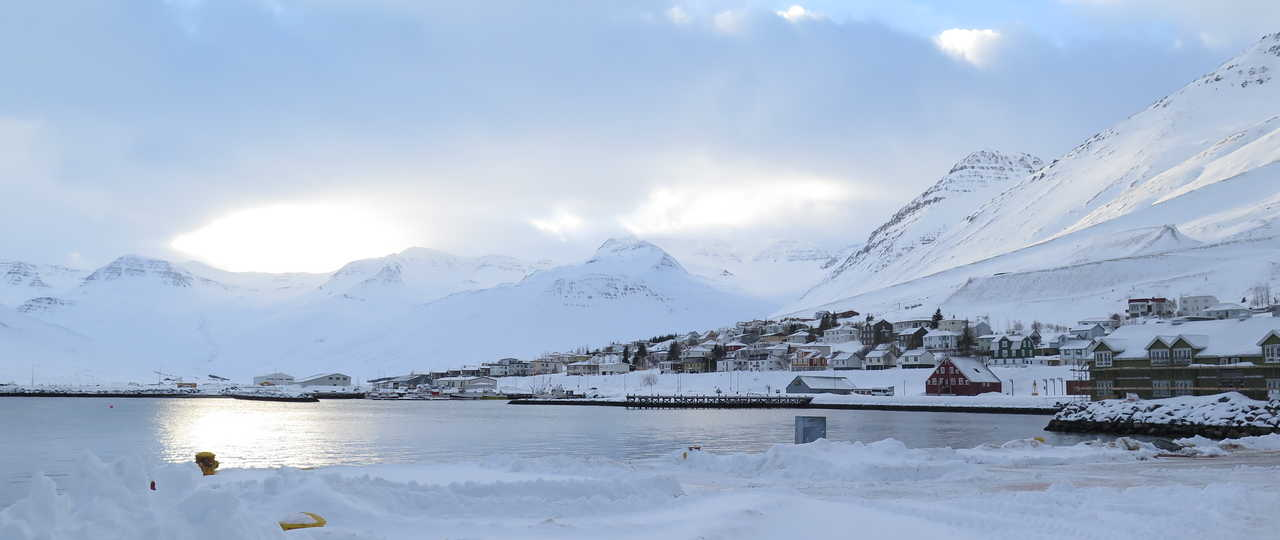 Ville islandaise d'Akureyri