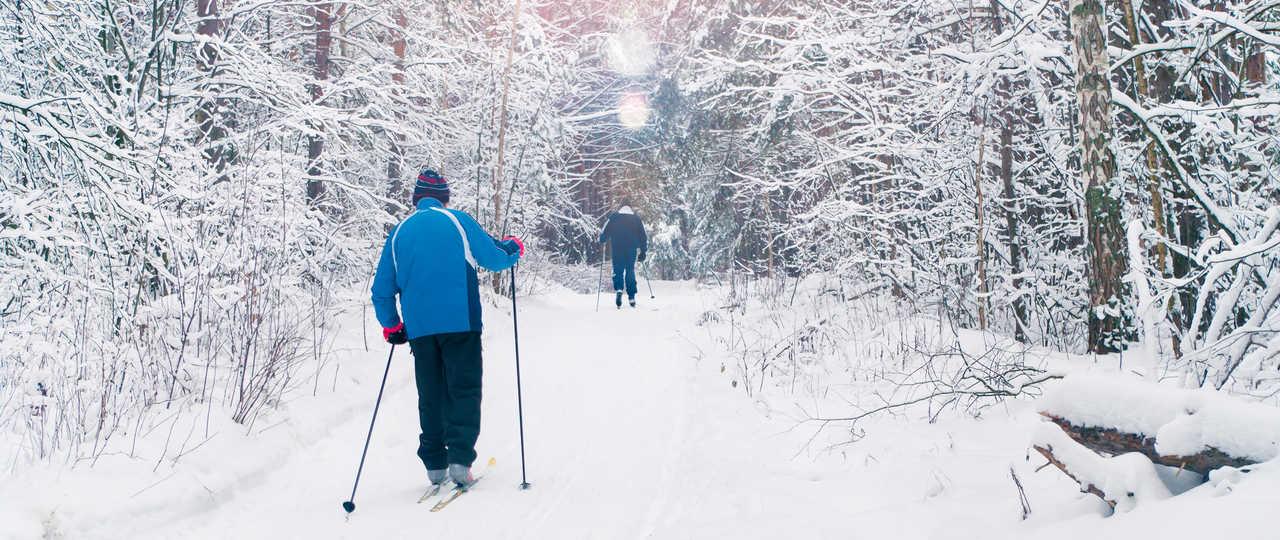 Voyage au Canada en hiver
