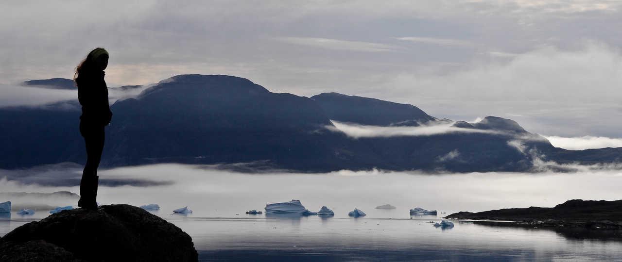 Voyage au Groenland sud
