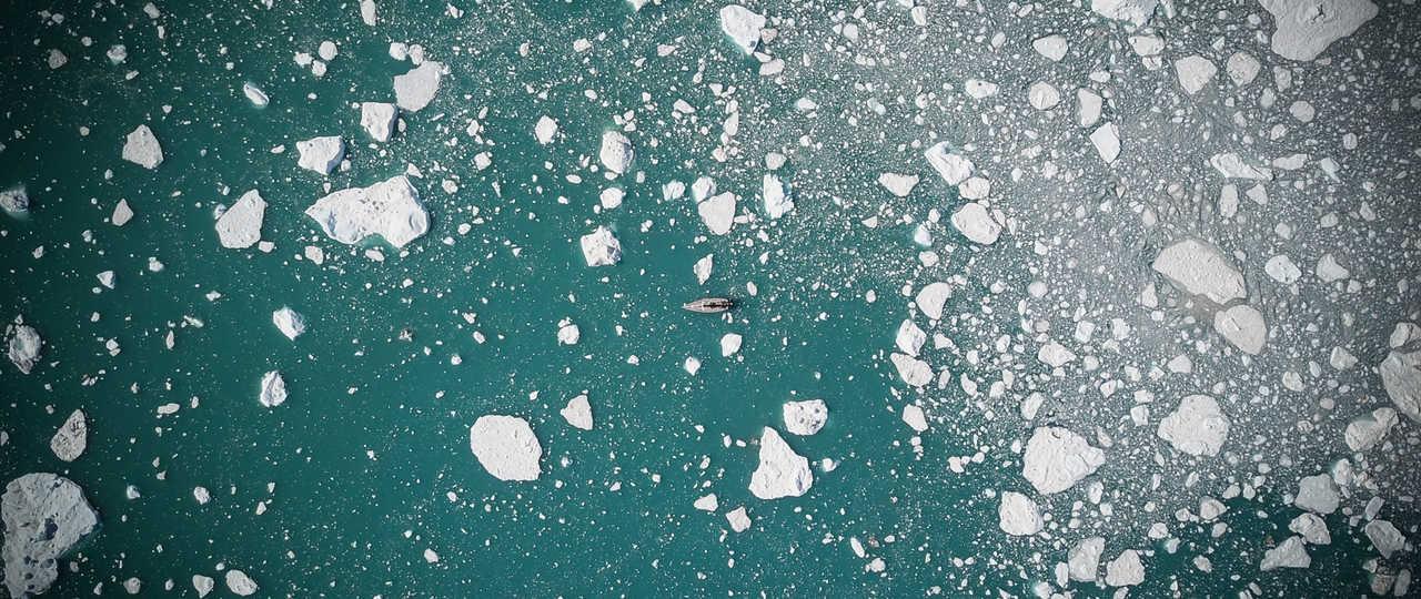 Voyage en bateau en Antarctique