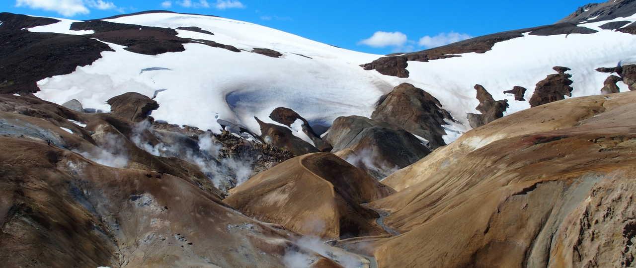 Voyage en Islande, kerlingarfjoll