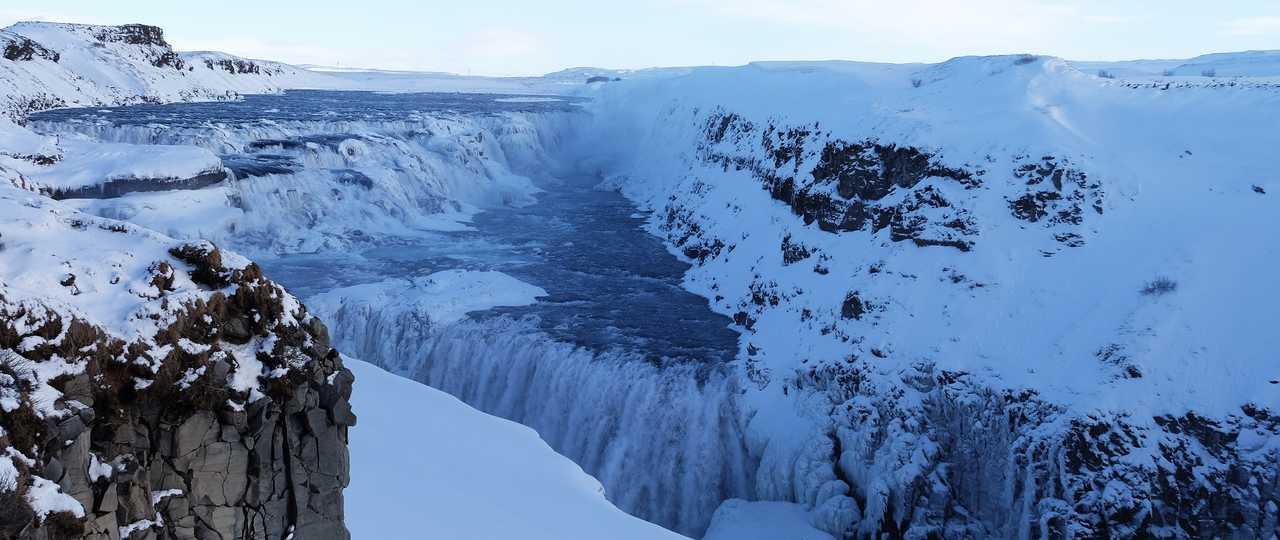 Voyage en Islande l'hiver