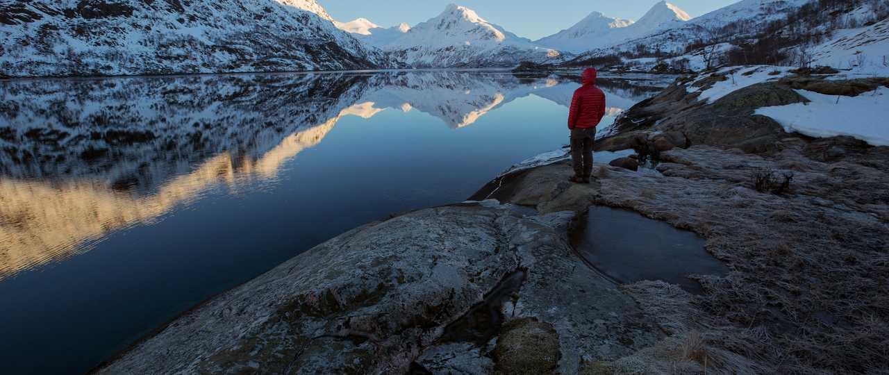 Voyage en Norvège l'hiver