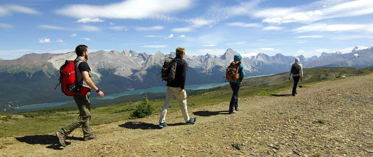 Voyage groupe au Canada