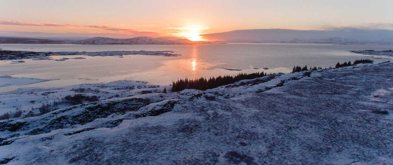 Voyage hiver en Islande