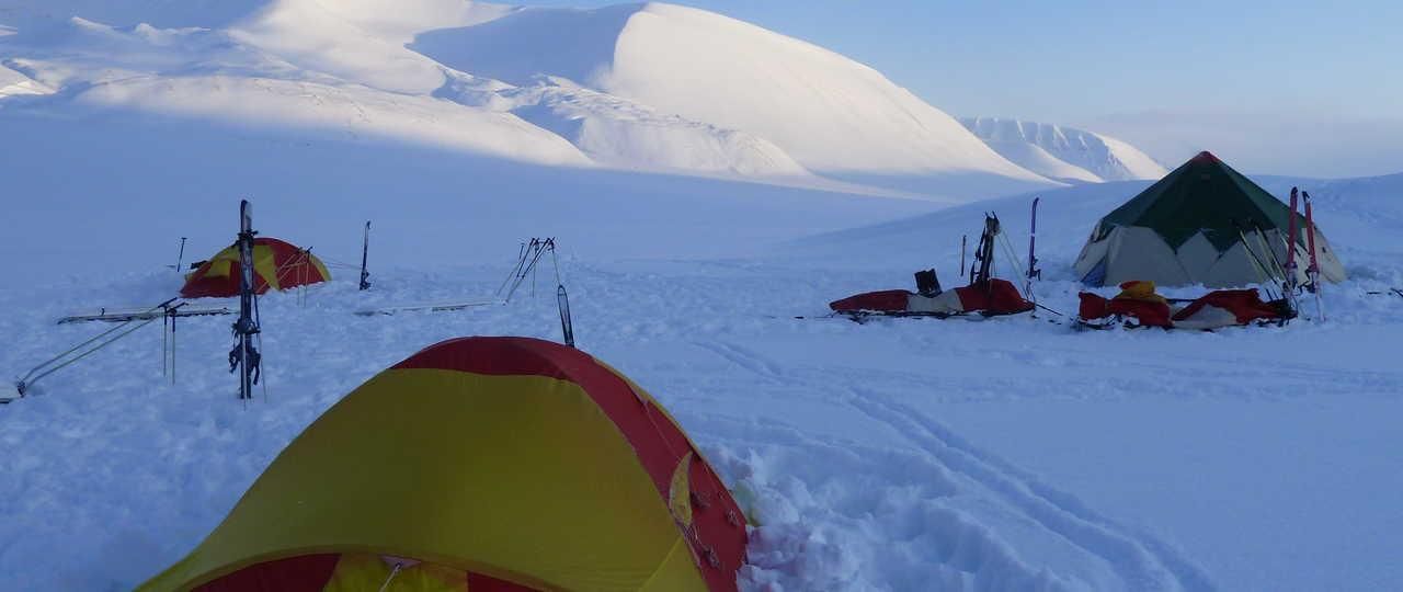 Voyage hiver expédition polaire