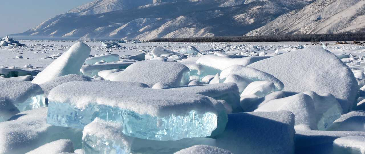 Voyage lac baikal, Russie