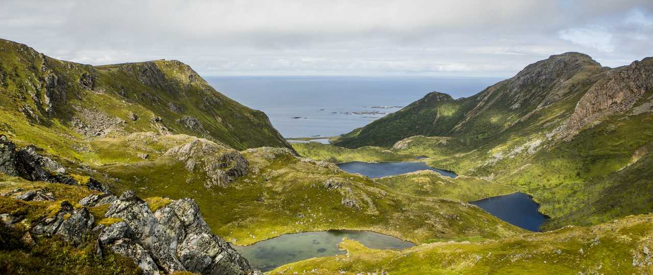 Voyage nature en Norvège l'été