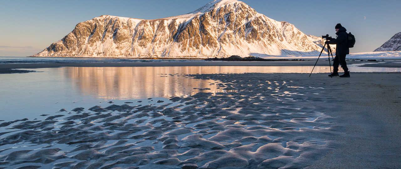 Voyage photo en Norvège l'hiver