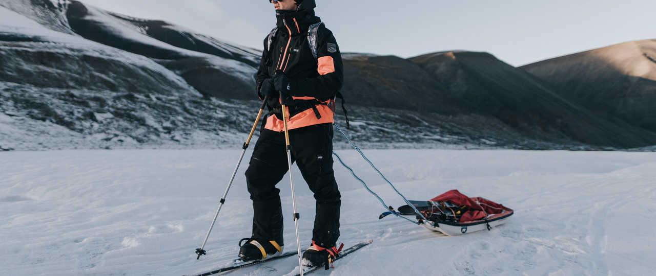 Voyage Ski en Arctique