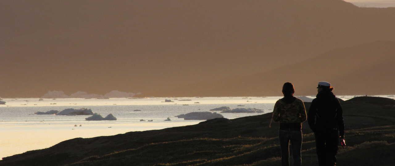 Voyage sur-mesure au Groenland