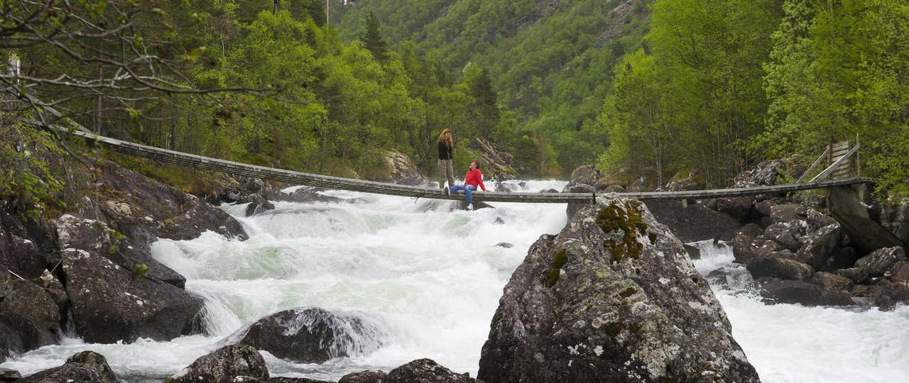 Voyage sur-mesure en Norvège du Sud