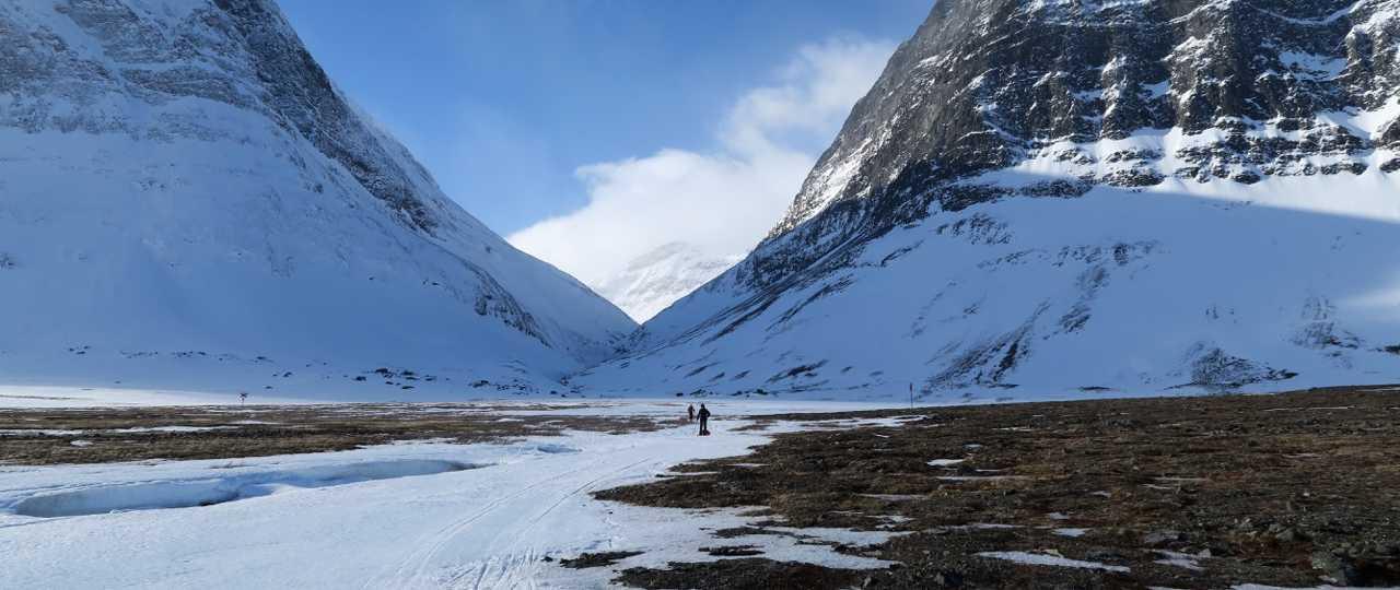 Voyages à ski en Suède