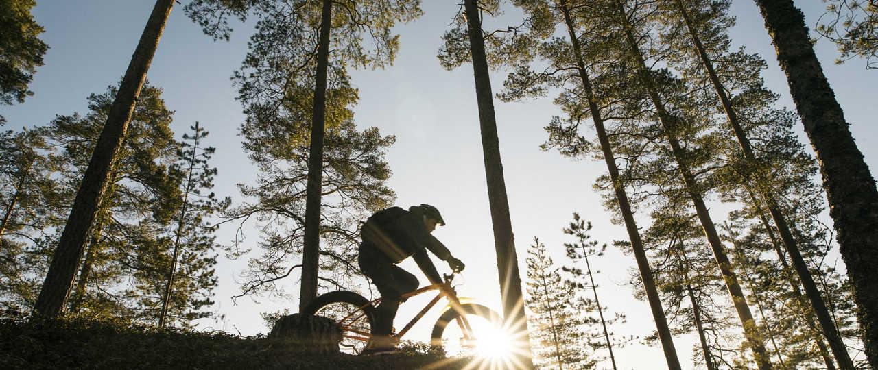 VTT en Finlande l'été