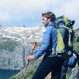 Nicolas aux îles Lofoten