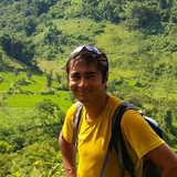 Rajeev au Vietnam