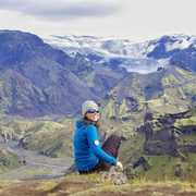 Caroline Leblant, guide arctique 66°Nord
