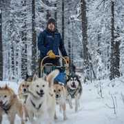 Pierre Rondeau, guide arctique