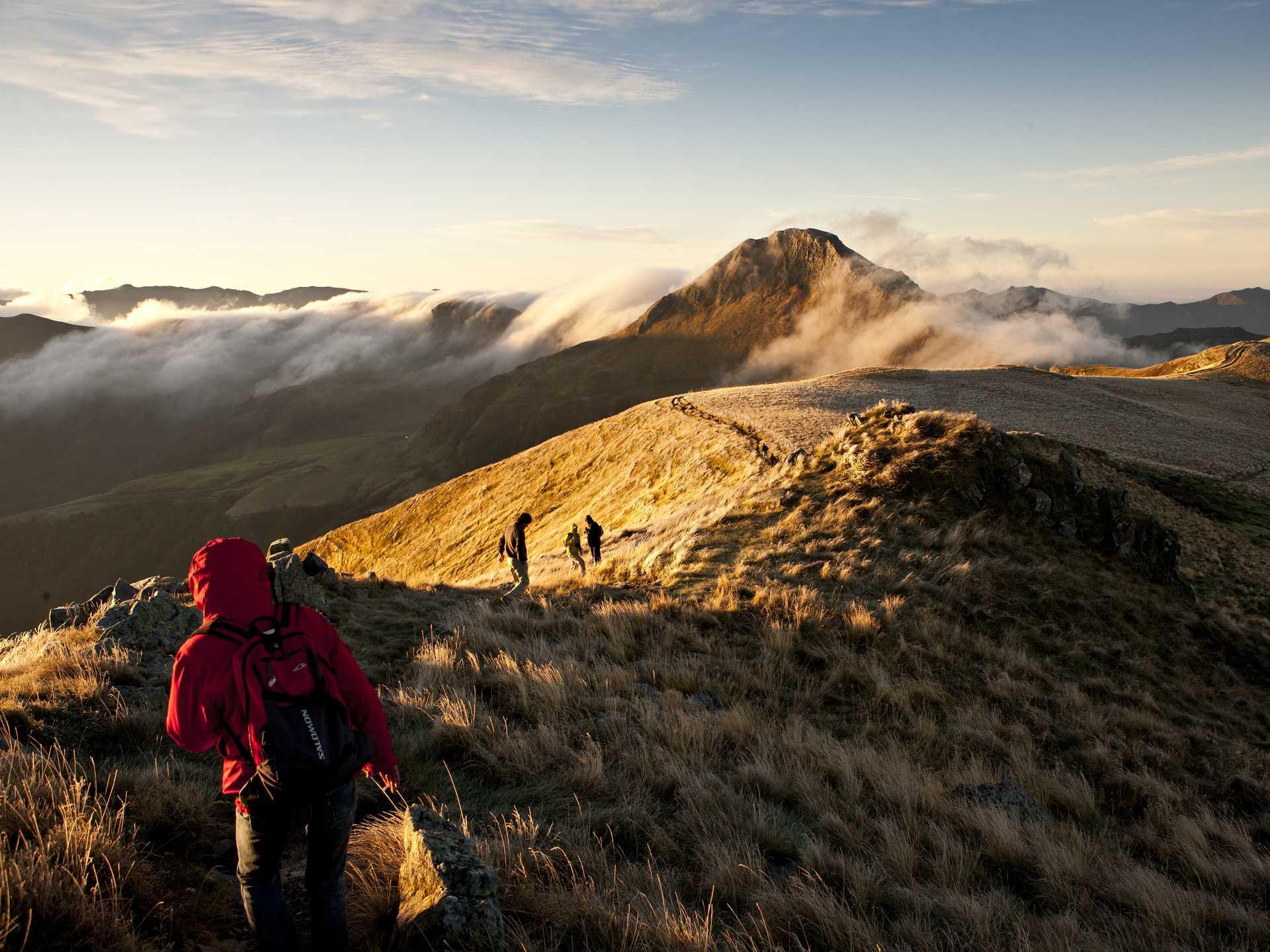 randonnée, Massif Central, Auvergne, lacs et volcans